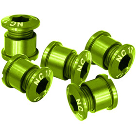 NC-17 Set of 5 94/104 T6 4+5 fori verde